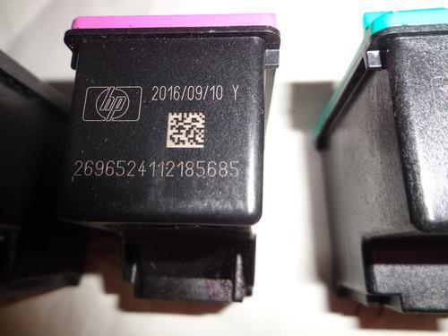 cartuchos hp vacíos para recarga oferta 61-650-93
