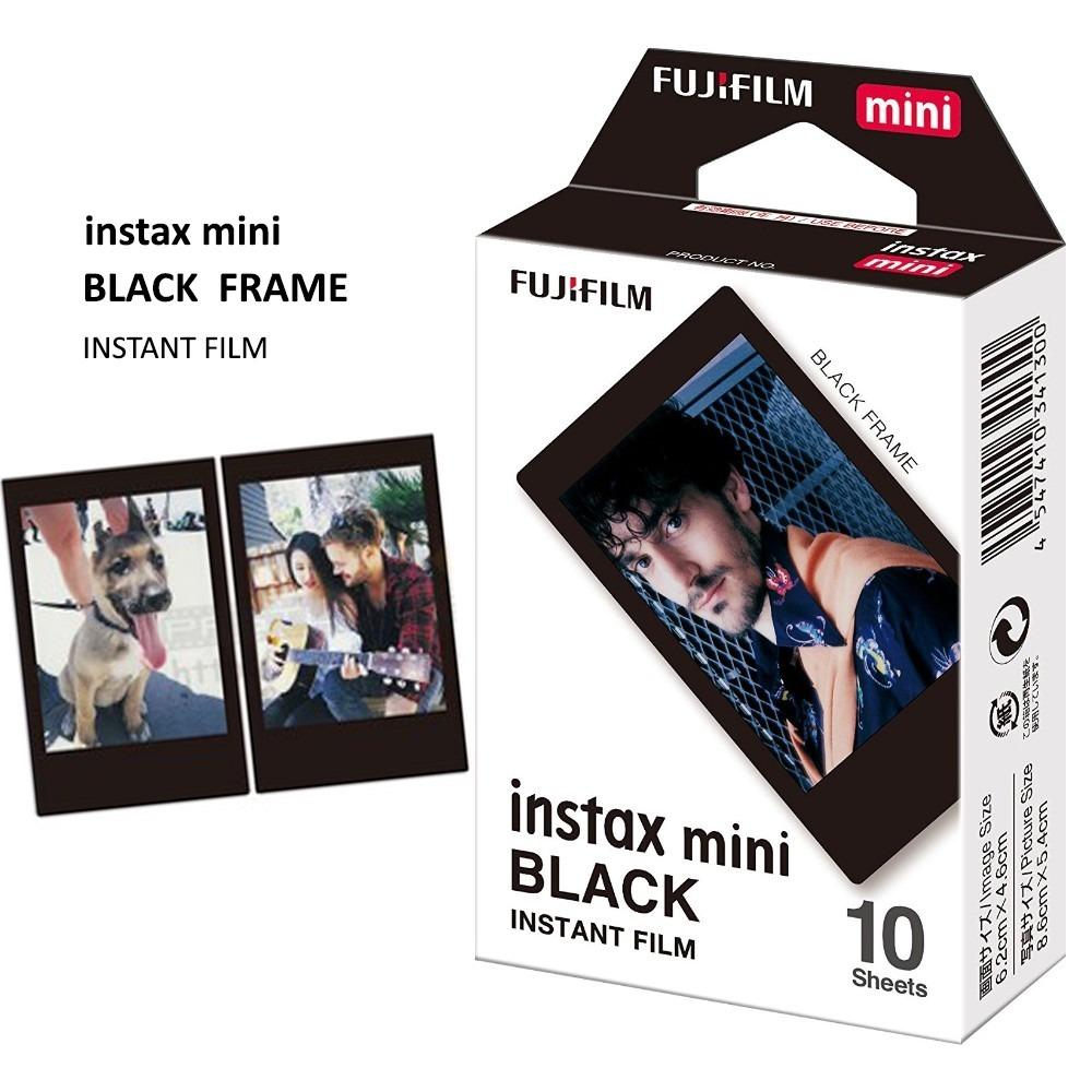 Cartuchos Instax Mini Marco Negro (10 Fotos) - Bs. 1.900.000,00 en ...