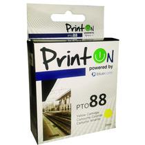 Cartucho Print On Hp No 88 C9386a C9387a C9388a C9385a