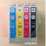 Cartuchos Epson Original 132/133 Fourpack Todos Los Colores