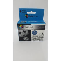 Cartuchos Genericos 60 Negro O Color Xl Compatible Hp