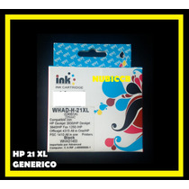 Hp 21 Xl - Generico Cartucho Hp
