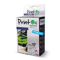 Cartucho Compatible Hp 17 Printon Tricolor