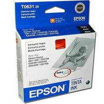 Cartucho Epson T063120 Negro C67 C87 Cx3700 Cx4100 Cx4700