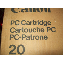 Cartucho Para -patrone 20 Ref: Canon F41-2302-702