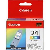 Cartucho Canon Bci 24 Color Original. Iva-fact-tiendafisica