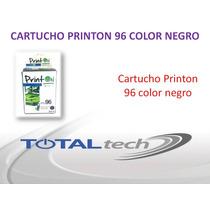 Cartucho Printon 96 Negro
