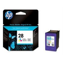 Cartucho De Tinta Impresora Hp 28 Tri-color Nuevo Y Sellado