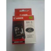 Cartucho Para Impresora Canon Bx - 3