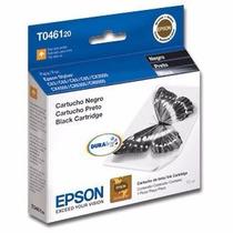 Cartuchos Epson T046120 Negro Original