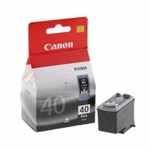 Cartucho Canon 40 (negro) Original