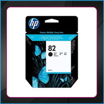 Cartucho De Tinta Negro Hp 82 / Ch565a 69ml 510 Series