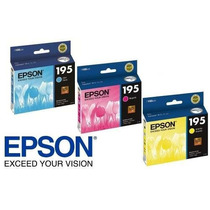 Cartucho Epson 195 Colores -oferta-