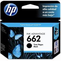 Cartucho Hp 662 Negro Y Color 100% Original