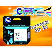 Cartucho Hp 22 *ofertazo* (nuevo)