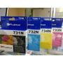 Tintas Fujitel 731n - 732n - 733n - 734n Alternativa Epson