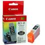 Tinta Canon Bci 21 Color Original