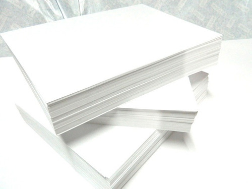 cartulina lisa extra blanca carta 100 hojas opalina 225gr.