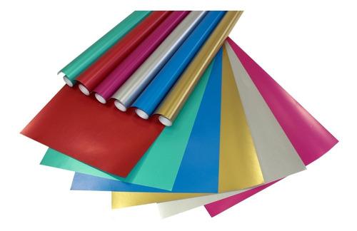 cartulina metalizada industria nacional - papel metalico