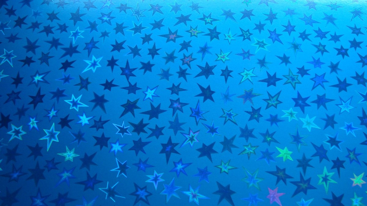 Cartulina papel kromecote decorado metalico estrellas for Imagenes de papel decorado