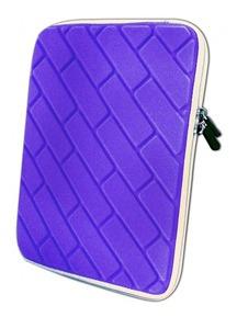 cartum funda netbook/tablet de 10  neoprene ladrillos