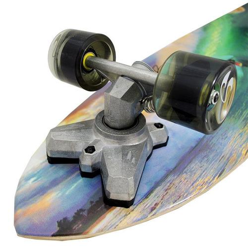 carver longboard swelltech surfskate jamie o'brien pipeline