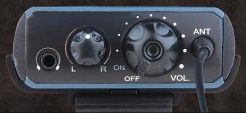 carvin em900 sistema de monitoreo inálambrico para músicos