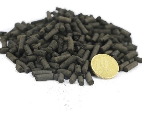 carvão ativado granulado, embalagem com 5kg -