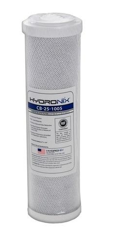 carvão bloco hydronix cb 25 1005 reverse osmose deionizador