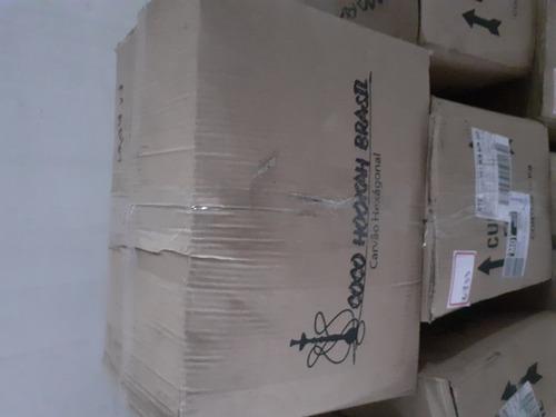 carvão  coco hookah brasil caixa 10kg