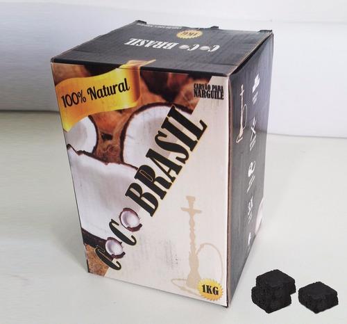 carvão de coco - coco brasil ( art coco ) 10kg