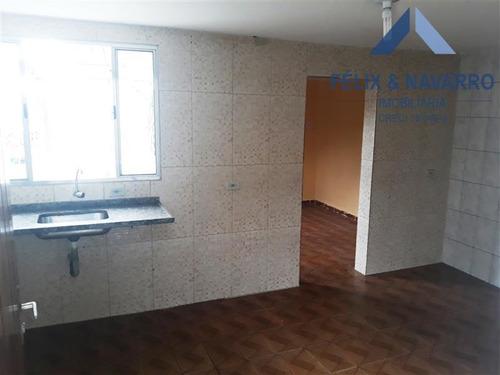 casa - 02 comodos e wc - 1414