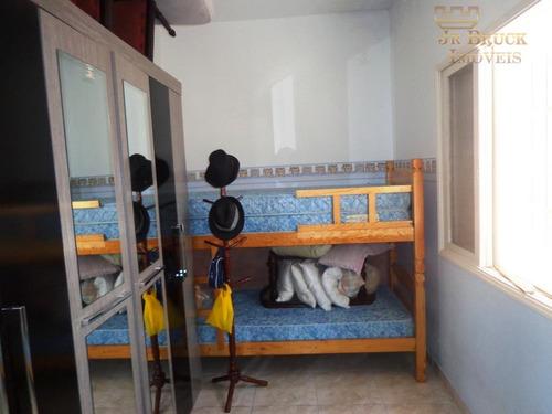 casa 02 dormitórios, com 04 vagas de garagem, cidade ocian, praia grande. - codigo: ca0063 - ca0063