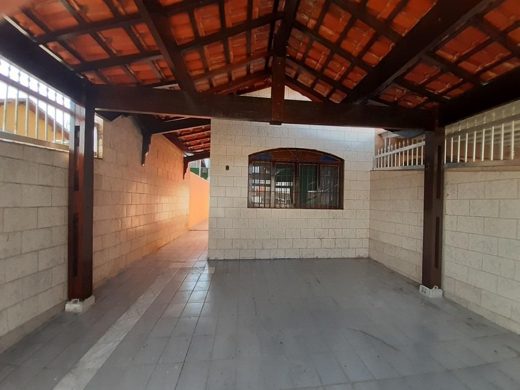 casa 02 dormitorios em mongaguá-sp a 650ms da praia