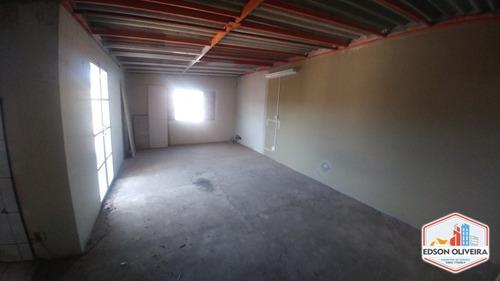 casa 02 dormitórios no parque industrial itu - sp - c-053