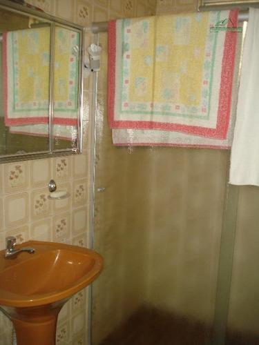 casa 02 dormitórios residencial à venda, vila guilhermina, p