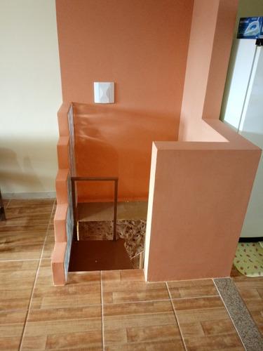 casa 02 quartos 02 banheiros em novo hamburgo