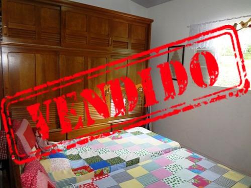 casa 02 quartos, condomínio recanto do vale - 974