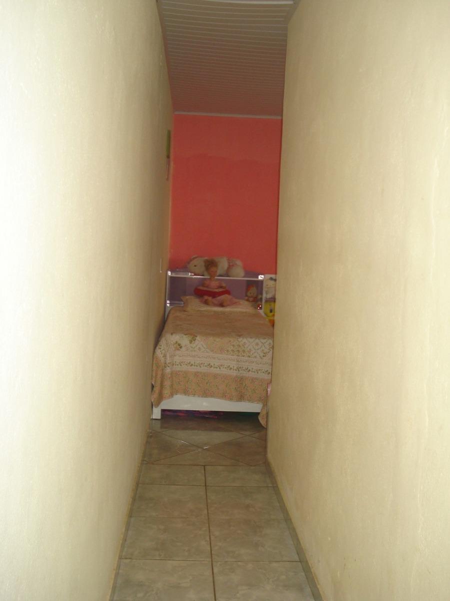 casa 02 quartos lote totalmente plano
