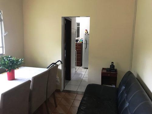 casa 02 quartos sagrada família - lote 12 x 30 m² - 2732
