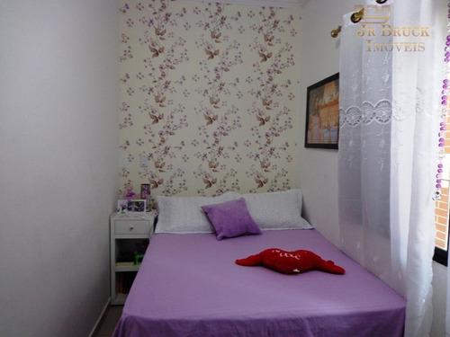 casa 03 dormitório, 01 suíte, belíssimo acabamento, 03 vagas de garagem, 400 metros da praia, vila mirim, praia grande. - codigo: ca0037 - ca0037