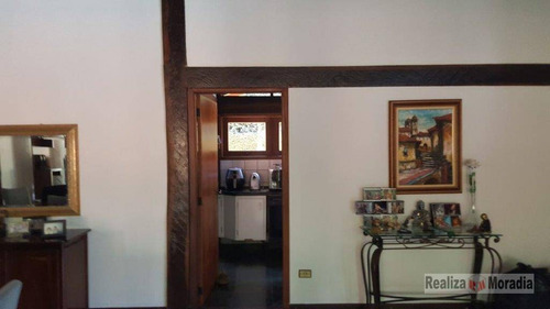 casa 03 dormitórios - estuda permuta são paulo -  granja viana - ca0750
