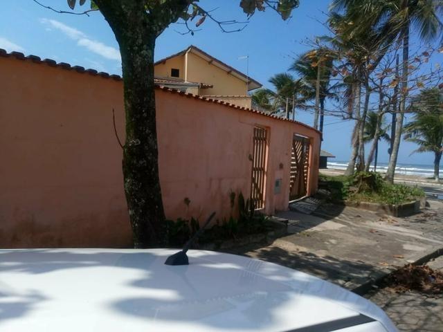 casa 03 dormitórios, frente mar