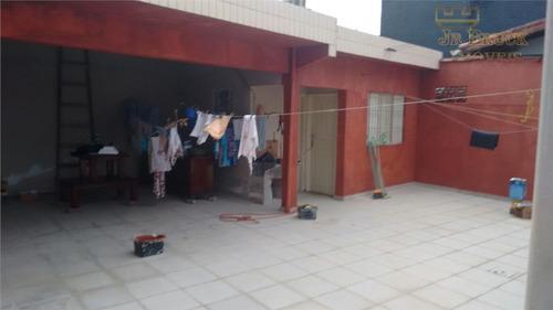 casa 03 dormitórios isolada, venda e locação, campo da aviação, praia grande. - codigo: ca0059 - ca0059