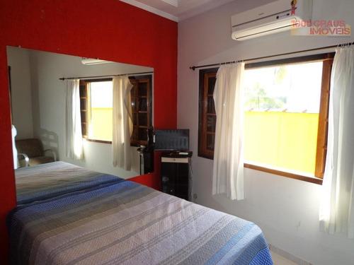 casa, 03 dormitórios, linda com piscina, vale verde, cubatão. - codigo: ca0069 - ca0069