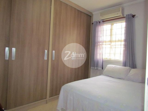 casa 03 dormitórios villa flora sumaré - codigo: ca1431 - ca1431