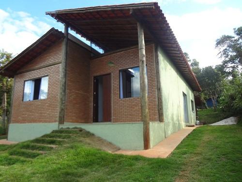 casa 03 quartos, com 140 m², estilo rustico - 435