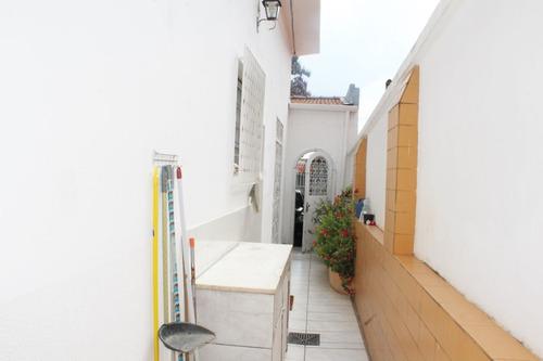 casa 03 quartos com quintal bairro sagrada família - pr2670