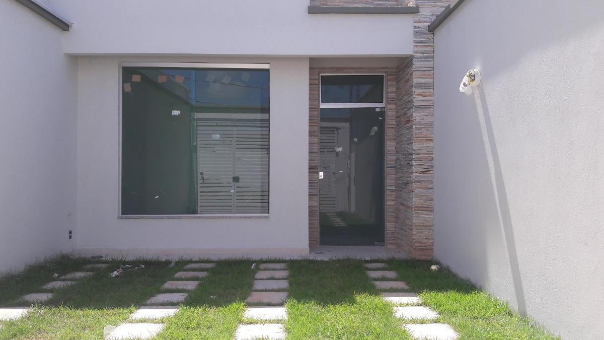 casa 03 quartos nova
