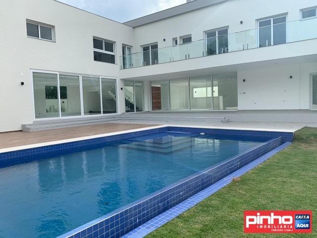 casa 06 dormitórios (04 suítes), vivá residence cacupé, vende, bairro cacupé, florianópolis, sc - ca00309